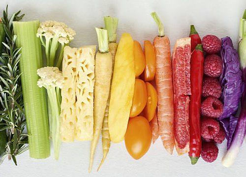 kolik mohu snist zeleniny